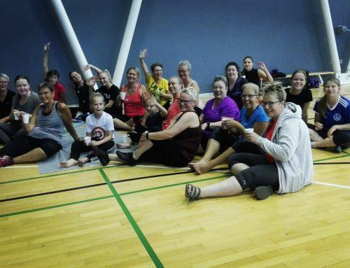 Kom i form med Ribe Motion & Bevægelse