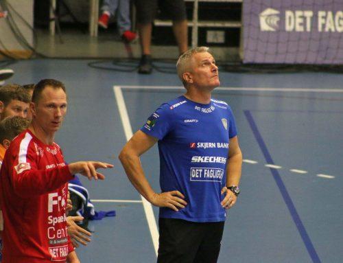 Så kom Ribe-Esbjerg HH igen ned på jorden med nederlag til SønderjyskE