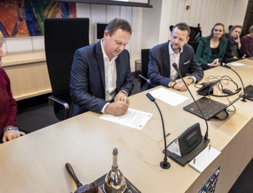 Historisk aftale skaber bevægelse i Esbjerg Kommune.