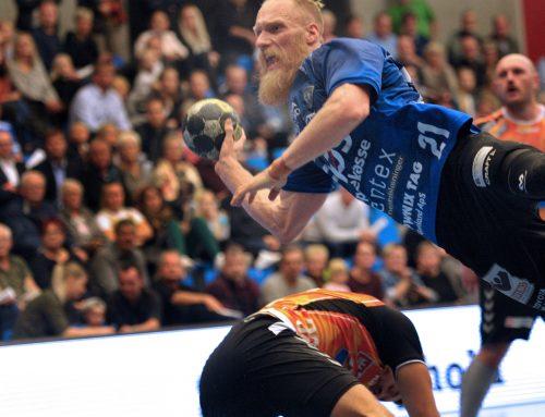 REHH skal intensivere RETURLØBET, når holdet møder Århus Håndbold i DOKKEN