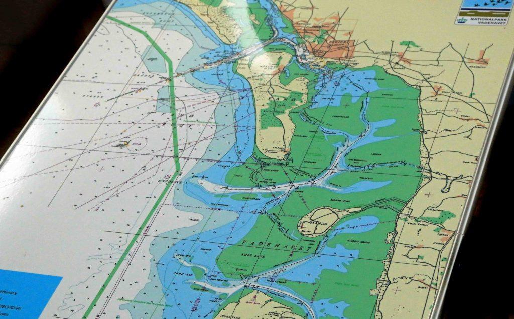 007 Kort Over Havet Ryk Ind