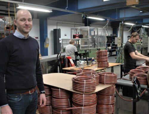 Lynddahl Plast går world wide med nyt produkt der har givet nye arbejdspladser